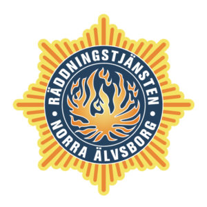 Logotyp för Norra Älvsborgs Räddningstjänstförbund